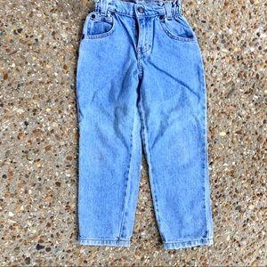 Vintage Levi's Orange Tab Denim Jeans Kids 5